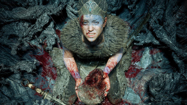 Hellblade Senua's Sacrifice Coming to Xbox One in April