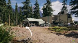 Location of Vinyl Crate in Far Cry 5 Jacob's Region