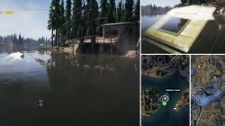 Locations of Whiskey Barrels in Far Cry 5