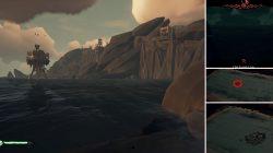 Old Faithful Isle Sea of Thieves