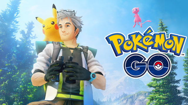 Pokemon Go Introducing Mew & Daily Quest System