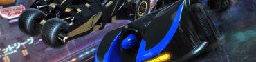 Rocket League DC Super Heroes DLC Includes Two Different Batmobiles