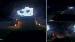Sea of Thieves Black Beetle Location Crook's Hollow
