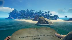 Sea of Thieves Crook's Hollow