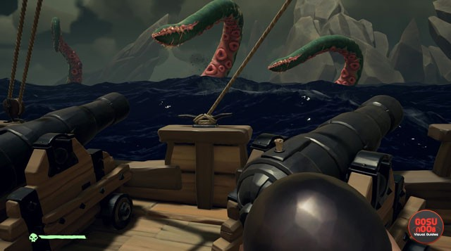 Sea of Thieves How to Fight the Kraken