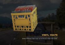Vinyl Crate Far Cry 5