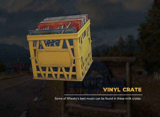 Far Cry 5 Vinyl Crates Locations Turn The Tables Quest