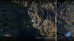 Vinyl Crate Location Far Cry 5 Osprey Cabin Map Mark