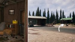 Vinyl Crate Location North Park Entrance Far Cry 5