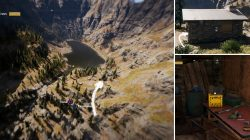 Vinyl Crate Record Location Far Cry 5 Hunter's Pass Shelter