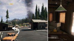 Vinyl Record Location in South Park Entrance Far Cry 5