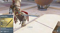 ac origins mustapha's blade sword