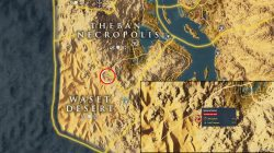 ac origins spring of serqet location