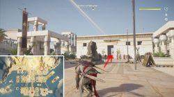ac origins treasure of akhenaten riddle solution