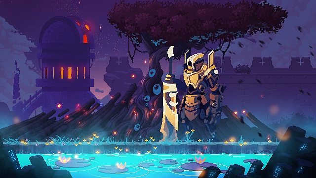 dead cells update castle hand of the king