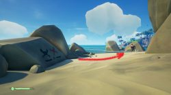 Dueling Crabs on the South West Beach Sea of Thieves