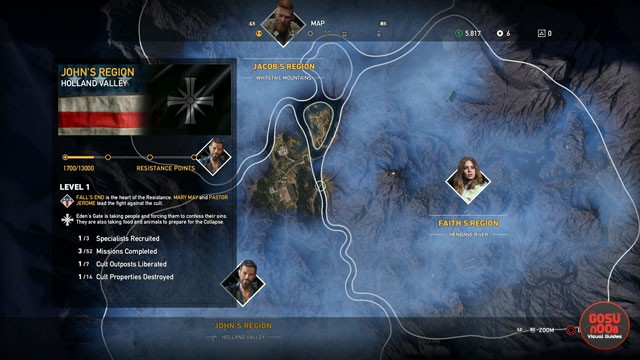 Far Cry 5 Capture Parties How To Avoid Them