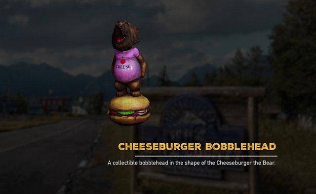 far cry 5 cheeseburger bobblehead locations