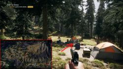 far cry 5 comic book locations camp cougar