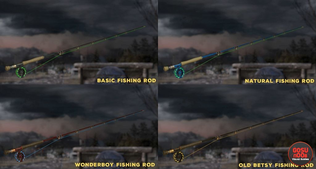 far cry 5 fishing rods hope county master angler trophy