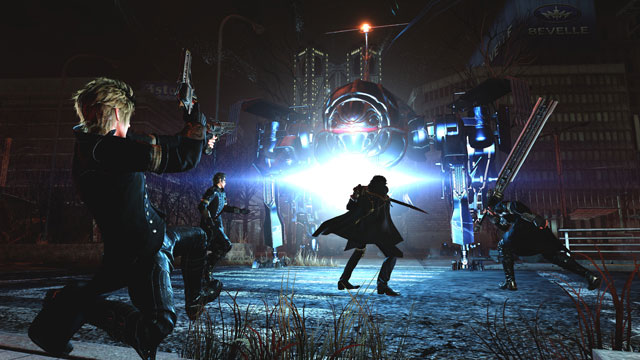 Final Fantasy XV PC Errors & Problems - Performance Issues, Crashes