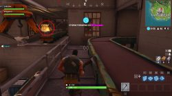 fortnite battle royale flush factory chest locations weekly battlepass challenge