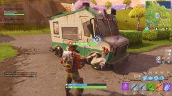 fortnite br ice cream truck