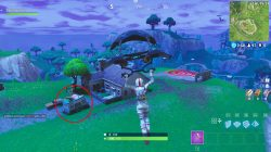 fortnite br ice cream truck locations salty springs