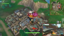 fortnite br junk junction chest location scrap pile