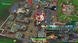 fortnite br junk junction chest metal pile
