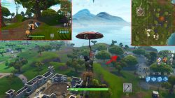 fortnite br moisty mire chests big tree