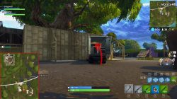fortnite br where to find moisty mire chest truck