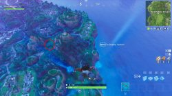 fortnite br where to find snobby shores treasure
