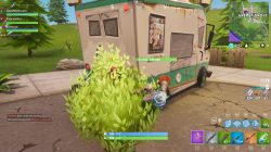 how to complete ice cream truck challenge fortnite br