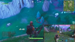 how to get snobby shores treasure fortnite br