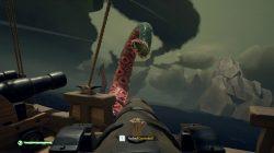 how to kill kraken sea of thieves