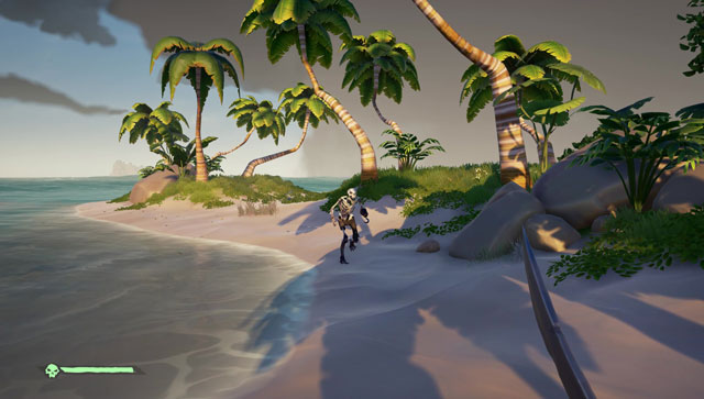 sea of thieves stuck on opening journal