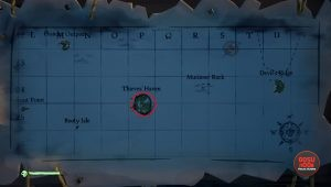 sea of thieves where to find thieves' haven