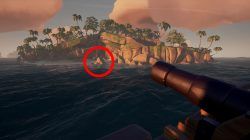 snake island sunstone location sea of thieves