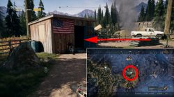 stanfords vietnam lighter far cry 5 collectible location