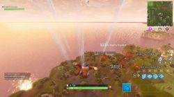where to find golden star search between vehicle tower rock sculpture circle of hedges challenge fortnite br