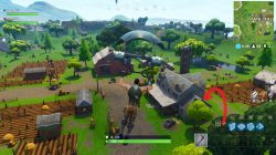 central house fatal fields chest location fortnite br