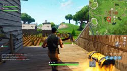 fatal fields rooftop loot chest location fortnite br