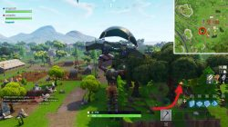 fortnite br fatal fields chest location woods