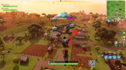 fortnite battle royale fatal fields map loot chest location