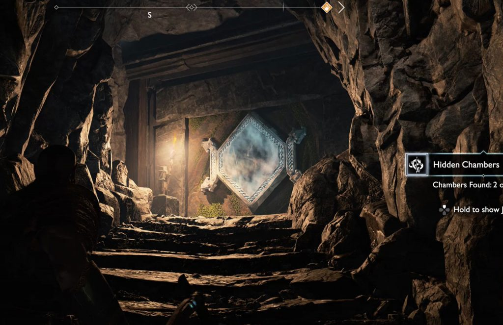 God of War Hidden Chambers Valkyrie Locations