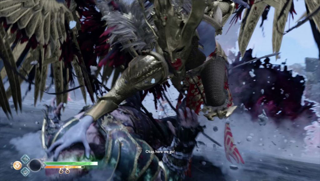 God of War Hot to Defeat Sigrun Chooser of the Slain Trophy