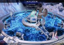 God of War Niflheim Realm