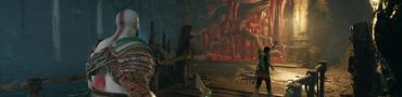 God of War Witch's Cave Exploration How to Come Back