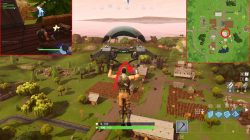 red barn loot chest location fortnite br